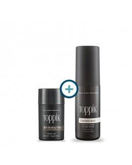 Toppik Fiber Pack 12g + Toppik Fiberhold Spray
