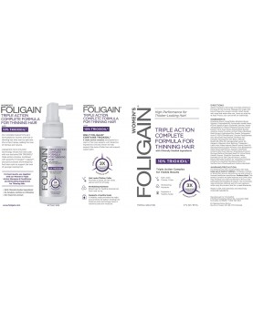 Tratamiento Foligain 10% Trioxidil Mujer