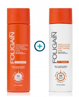 Foligain anti-hair loss pack