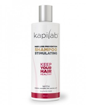 Shampoo stimolante Kapilab
