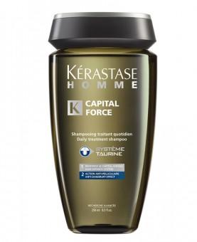 Bain Capital Force Purifying Shampoo